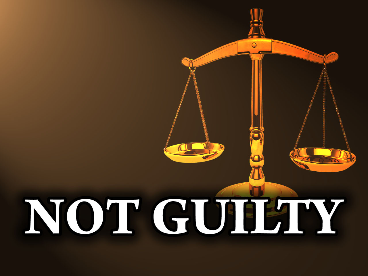 Not Guilty of DWI