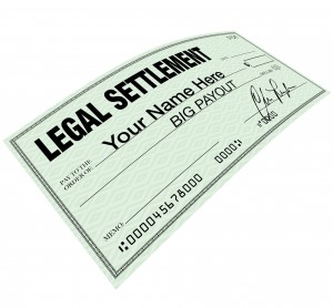 NH Injury Settlement Check